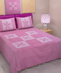 queen size Embroidery bedsheet
