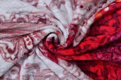 buy fleece bed sheets